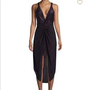 Ramy Brook dress size 4. Navy shimmer